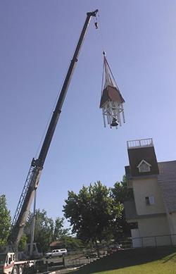 Crane Services Oroville CA
